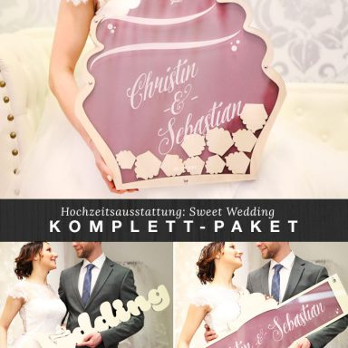 Sweet-Wedding-Komplettpaket